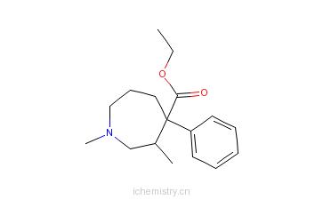 CAS:509-84-2的分子结构