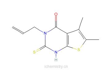 CAS:51486-16-9的分子结构