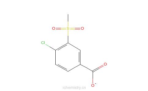 CAS:51522-07-7的分子结构