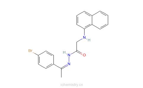 CAS:5171-95-9的分子结构