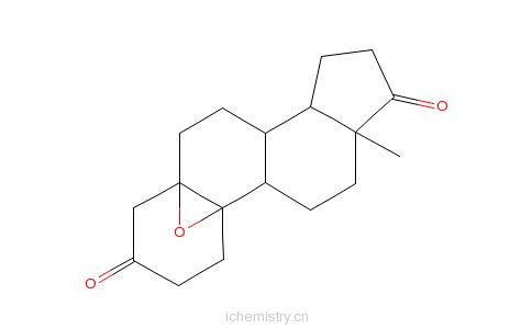 CAS:5190-31-8的分子结构