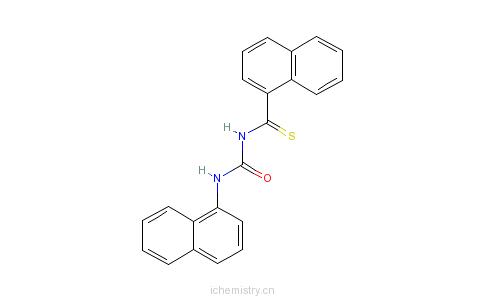 CAS:51933-54-1的分子结构