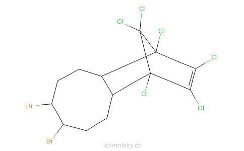 CAS:51936-55-1的分子结构
