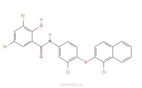 CAS:5209-24-5的分子结构