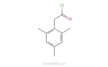 CAS:52629-46-6_2,4,6-三甲基苯乙酸的分子结构