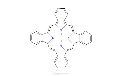 CAS:52952-31-5_四苯基卟啉的分子结构