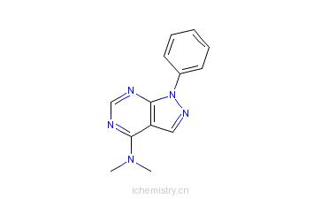 CAS:5334-64-5的分子结构