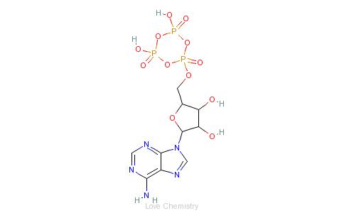 CAS:53355-60-5的分子结构