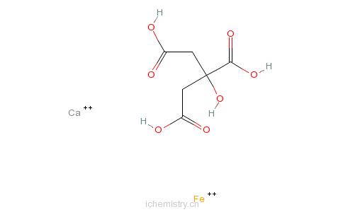 CAS:53684-61-0的分子结构