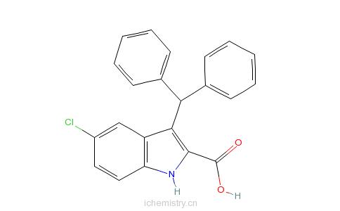 CAS:53924-08-6的分子结构
