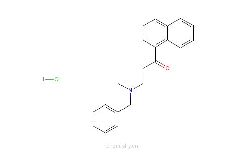 CAS:5409-70-1的分子结构