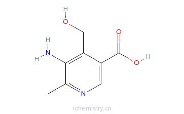 CAS:5427-90-7的分子结构