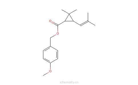 CAS:5434-14-0的分子结构