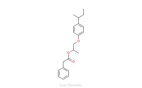 CAS:5436-64-6的分子结构