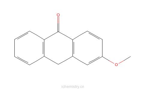 CAS:5449-96-7的分子结构