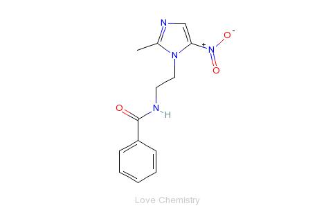 CAS:55455-18-0的分子结构