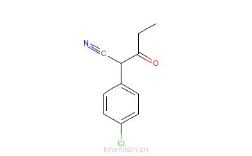 CAS:55474-40-3_4-氯-&alpha的分子结构
