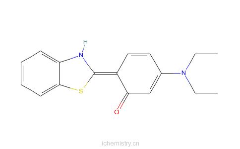 CAS:55489-32-2的分子结构