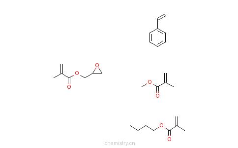 CAS:55567-80-1的分子结构