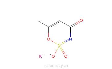CAS:55589-62-3_安塞蜜的分子结构
