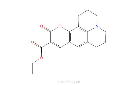 CAS:55804-66-5_香豆素314的分子结构
