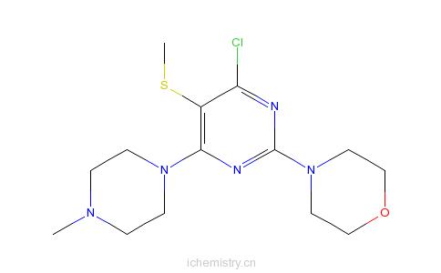 CAS:55921-68-1的分子结构
