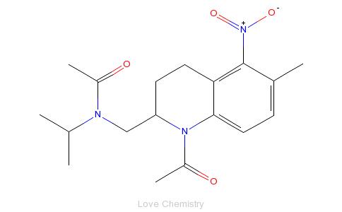 CAS:56181-75-0的分子结构