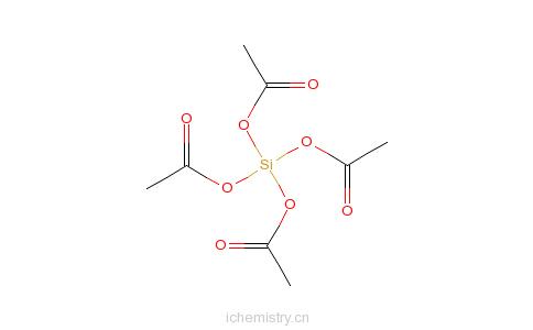 CAS:562-90-3_硅酸四乙酸酐的分子结构