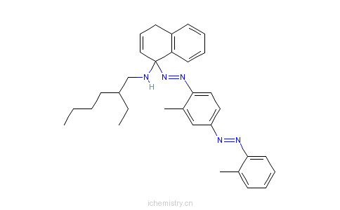CAS:56358-09-9的分子结构