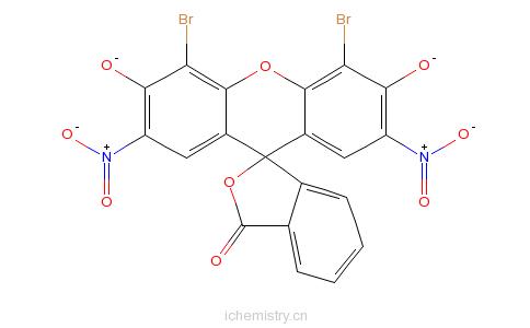 CAS:56360-46-4_酸性红91的分子结构