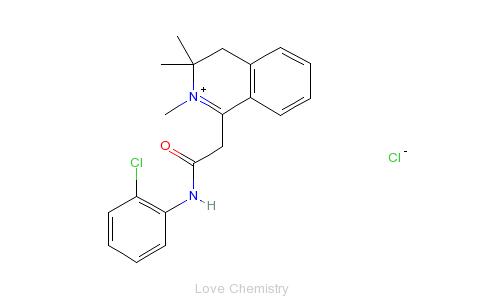 CAS:5671-03-4的分子结构