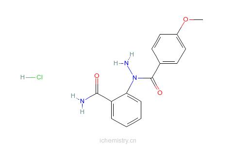 CAS:56773-08-1的分子结构