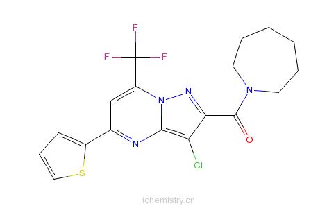 CAS:5678-77-3的分子结构