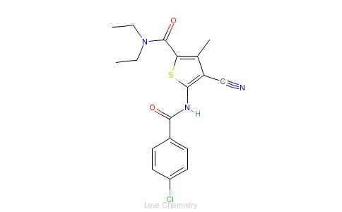 CAS:5693-10-7的分子结构