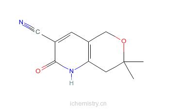 CAS:5705-25-9的分子结构