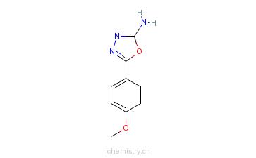 CAS:5711-61-5的分子结构