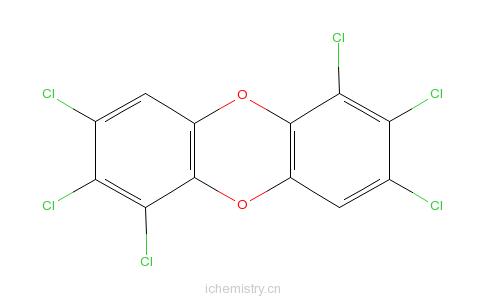 CAS:57653-85-7的分子结构