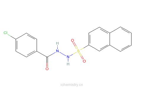 CAS:5797-04-6的分子结构