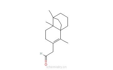 CAS:58200-83-2的分子结构