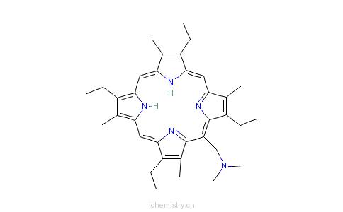 CAS:58443-39-3的分子结构