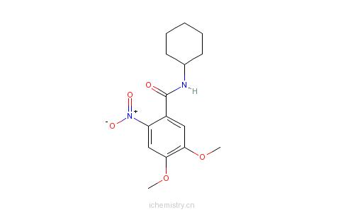 CAS:5867-30-1的分子结构