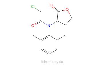 CAS:58810-48-3_呋酰胺的分子结构