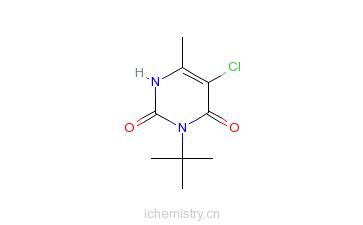 CAS:5902-51-2_特草定的分子结构