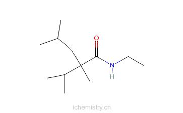 CAS:59410-26-3的分子结构