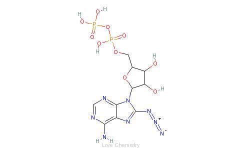 CAS:59432-65-4的分子结构
