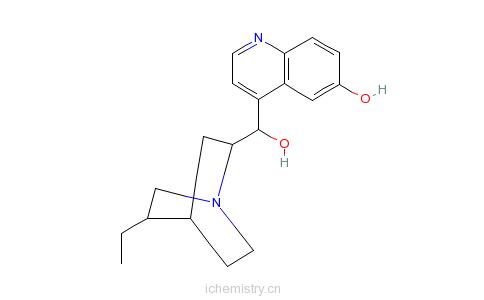 CAS:5962-19-6的分子结构