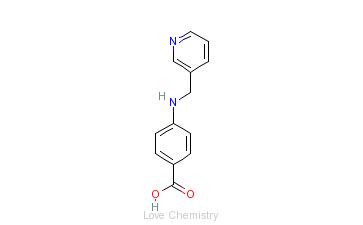 CAS:5966-19-8的分子结构