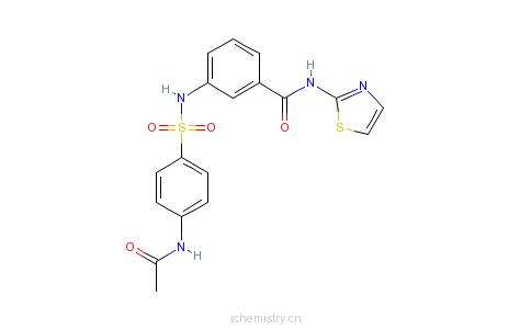 CAS:5971-01-7的分子结构