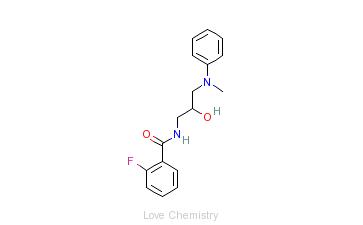 CAS:59772-70-2的分子结构