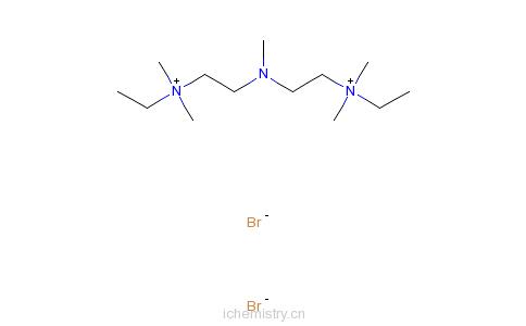 CAS:60-30-0的分子结构